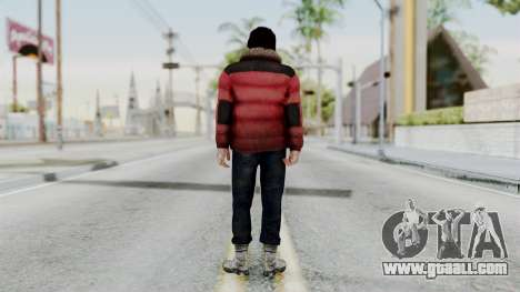 Willis Huntley from Far Cry 4 for GTA San Andreas third screenshot