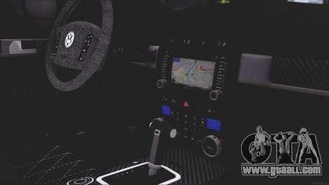 Volkswagen Touareg R50 2008 for GTA San Andreas wheels