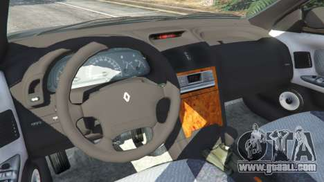 GTA 5 Renault Laguna I Phase II rear right side view
