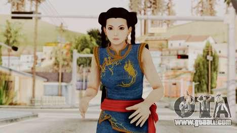 DOA 5 Pai Chan for GTA San Andreas