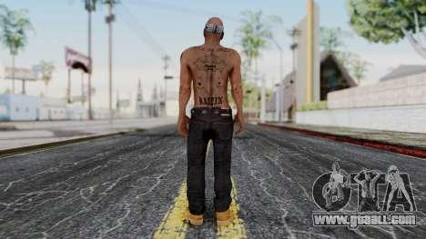 2Pac Skin HD v1.0 for GTA San Andreas third screenshot