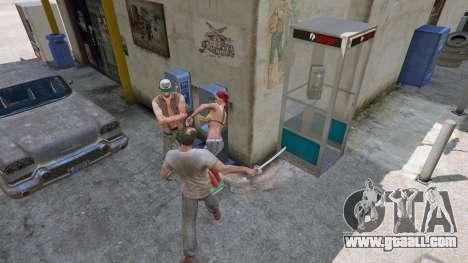 GTA 5 Katana fourth screenshot