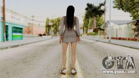 Kokoro Business Suit for GTA San Andreas third screenshot