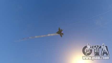 GTA 5 F-35B Lightning II (VTOL) tenth screenshot