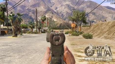 GTA 5 OTS-14 Groza from Battlefield 4 sixth screenshot
