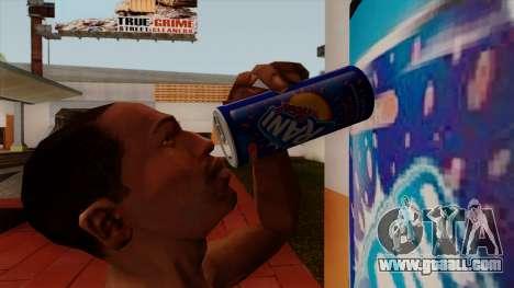 Rani Juice Can for GTA San Andreas second screenshot