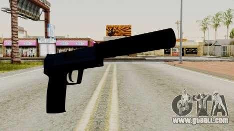 USP-S Guardian for GTA San Andreas