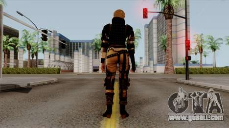 Ves from Witcher 2 for GTA San Andreas third screenshot