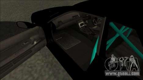 Nissan Skyline R32 Drift Monster Energy for GTA San Andreas right view