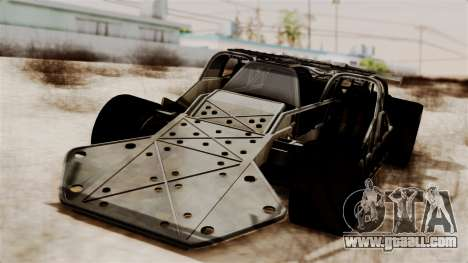 Camo Flip Car for GTA San Andreas