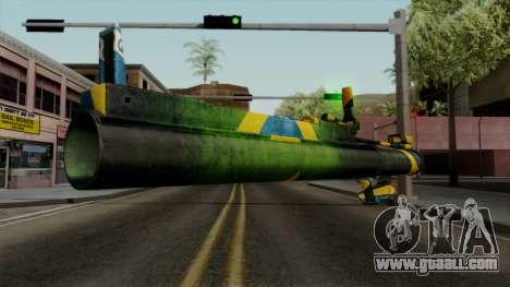 Brasileiro Heatseek v2 for GTA San Andreas third screenshot