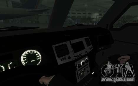 International 4000-Series SWAT Van for GTA 4 back left view