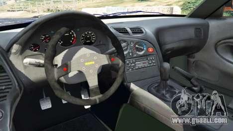 Mazda RX-7 Veilside Fortune v0.1 for GTA 5
