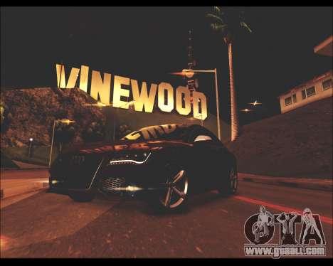 REXAS ENB v1 for GTA San Andreas second screenshot