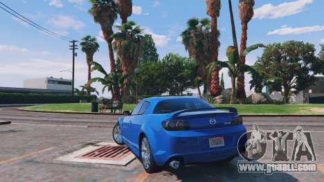 Mazda RX-8 R3 v0.1 for GTA 5