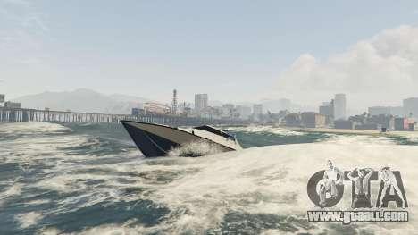 Improved boat Suntrap for GTA 5
