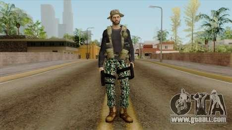 Autodefensa v2 for GTA San Andreas second screenshot