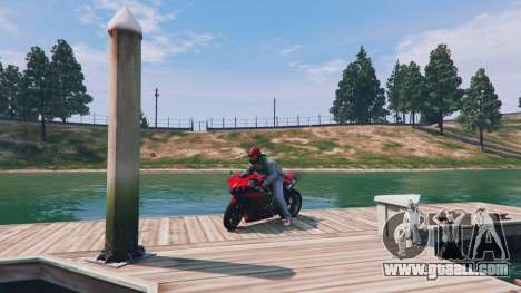 Yamaha YZF R1 (Custom) v1.0 for GTA 5