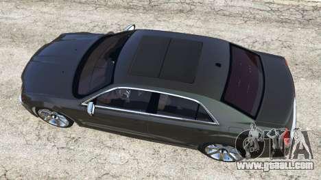 Chrysler 300C 2012 [Beta] for GTA 5