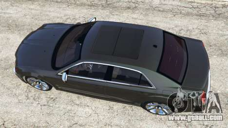 GTA 5 Chrysler 300C 2012 [Beta] back view