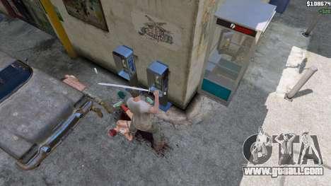 GTA 5 Katana fifth screenshot