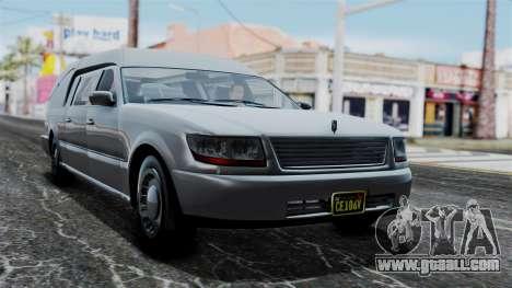 GTA 5 Albany Romero IVF for GTA San Andreas