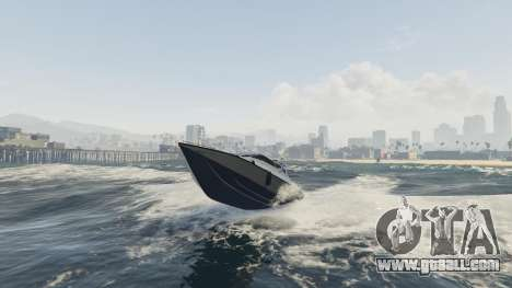 GTA 5 Improved boat Suntrap sixth screenshot