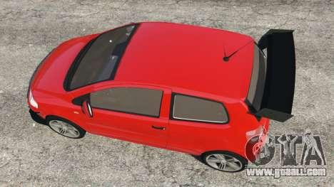 Volkswagen Fox v1.1 for GTA 5