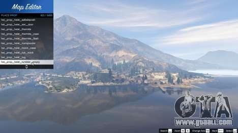 GTA 5 Map Editor 1.5 second screenshot