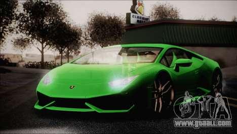 TASTY ENBSeries 0.248 for GTA San Andreas second screenshot
