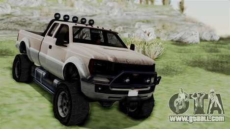 GTA 5 Vapid Sandking for GTA San Andreas
