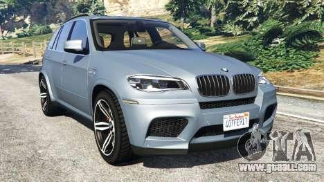 BMW X5 M (E70) 2013 v1.01 for GTA 5