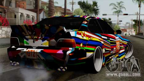 BMW M3 E36 79 for GTA San Andreas left view