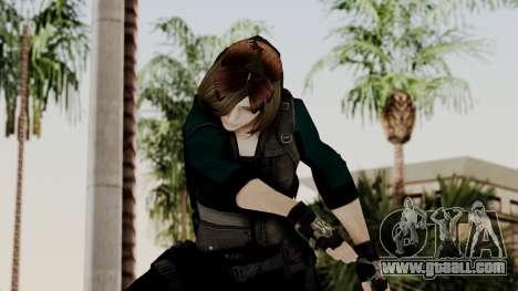 Christy Battle Suit 2 (Resident Evil) for GTA San Andreas