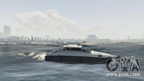 GTA 5 Improved boat Suntrap second screenshot