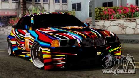 BMW M3 E36 79 for GTA San Andreas