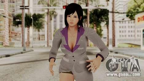 Kokoro Business Suit for GTA San Andreas