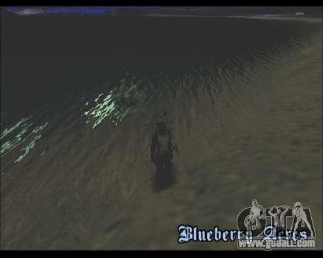 REXAS ENB v1 for GTA San Andreas sixth screenshot