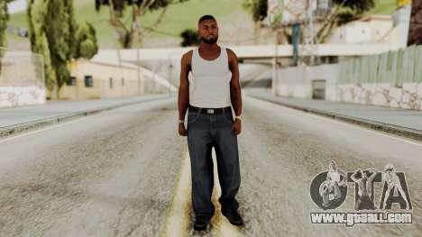 GTA 5 Family Member 3 for GTA San Andreas second screenshot