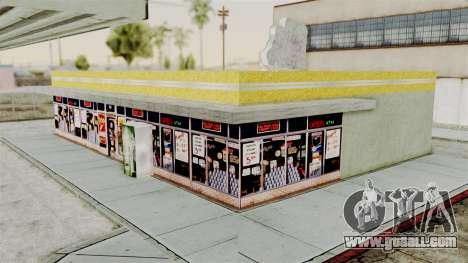 LS CJ Gas v2 for GTA San Andreas forth screenshot