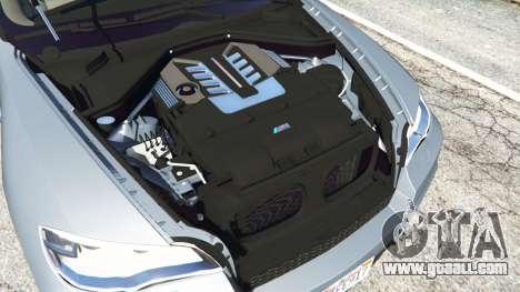 GTA 5 BMW X5 M (E70) 2013 v1.01 right side view