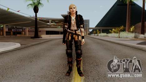 Ves from Witcher 2 for GTA San Andreas second screenshot