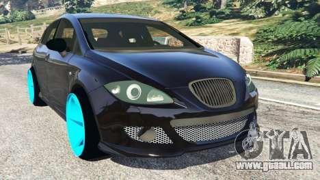 SEAT Leon II 2010 [Beta] for GTA 5