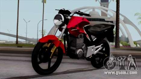 Honda Twister 2014 for GTA San Andreas
