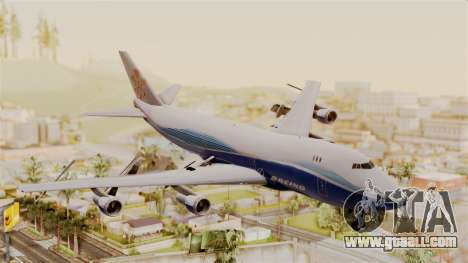 Boeing 747-200 China Airlines Dreamliner for GTA San Andreas