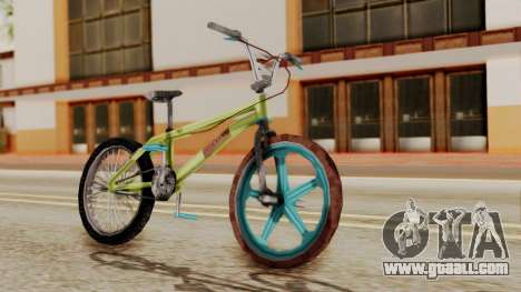Crap BMX for GTA San Andreas