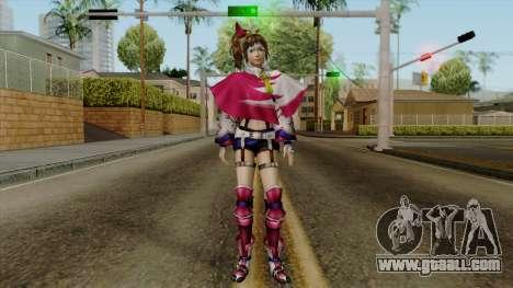 Sengoku Musou 3 - Kunoichi for GTA San Andreas second screenshot