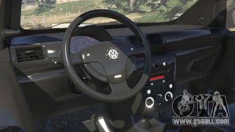 GTA 5 Volkswagen Fox v1.1 right side view