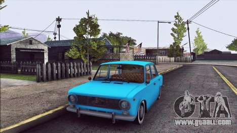 VAZ 2101 Resto for GTA San Andreas