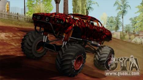 The Batik Big Foot for GTA San Andreas
